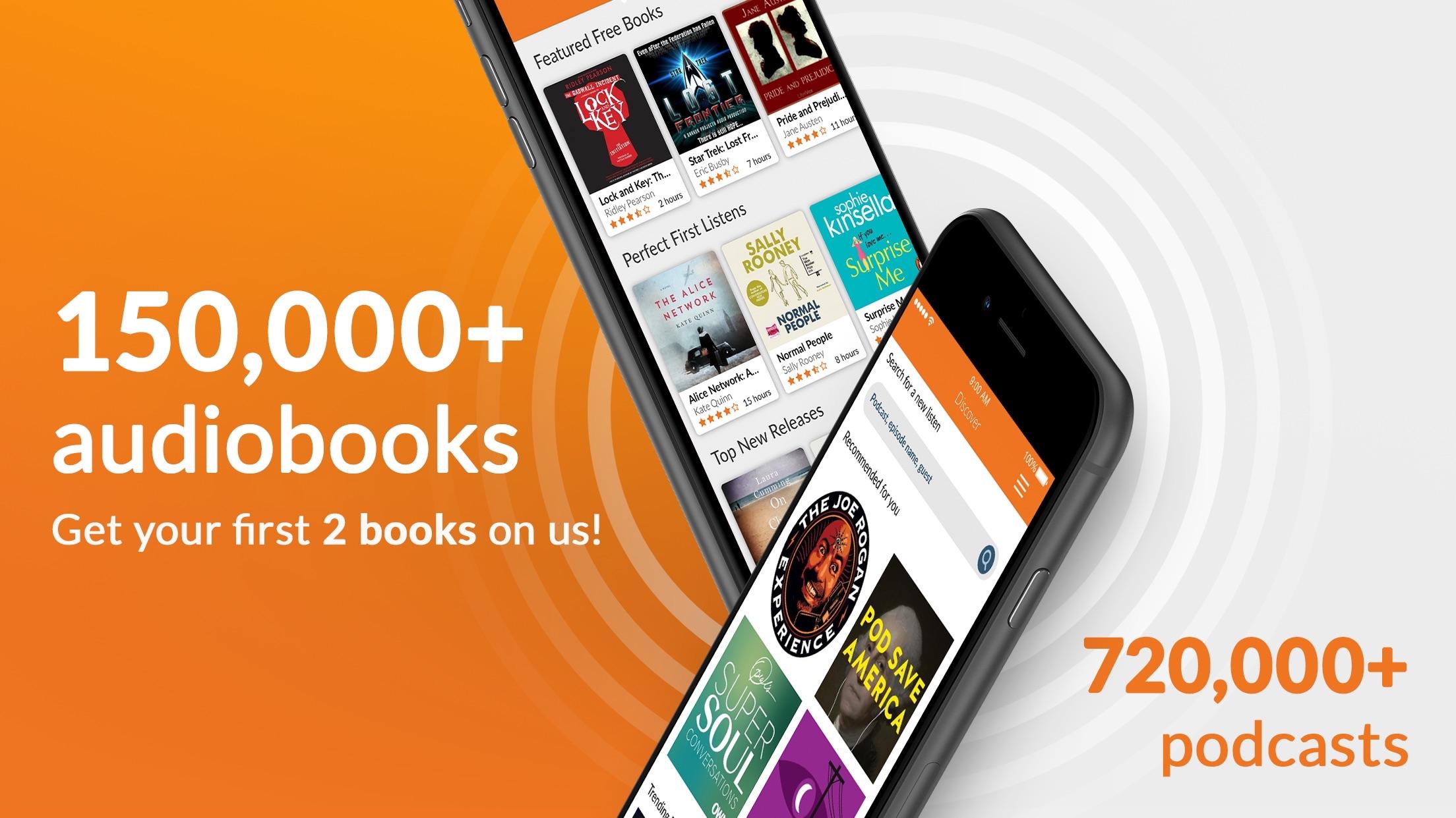 Audiobooks.com: Get audiobooks Screenshot
