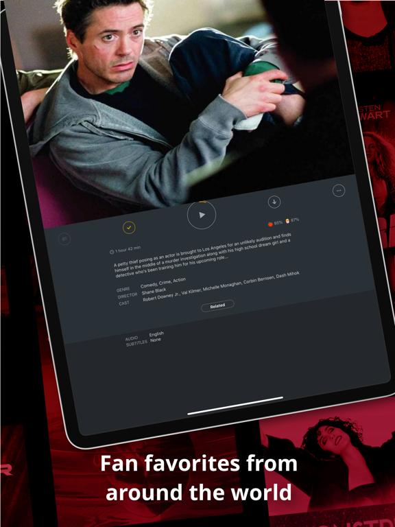 Plex: Movies, TV, Music + more Screenshots