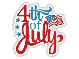 Happy 4th of July Stickers !