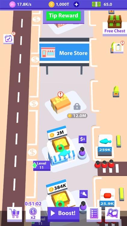 Idle Bazaar 3D screenshot-3