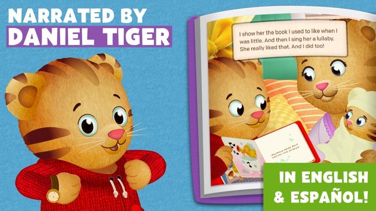 Daniel Tiger's Storybooks screenshot-4