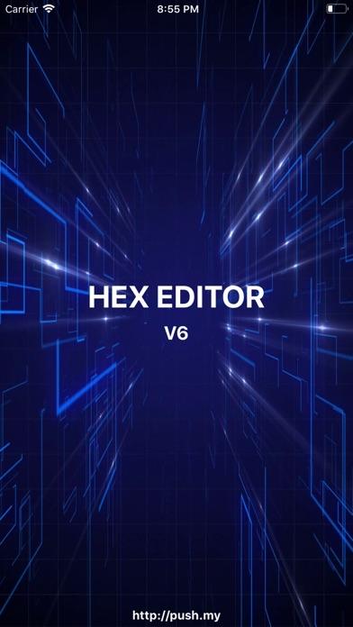 HEX Editorのおすすめ画像1