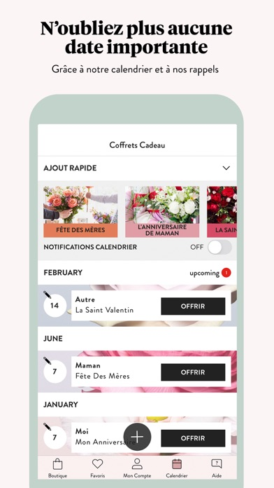 Screenshot #3 pour Bloom & Wild Fleurs & Cadeaux