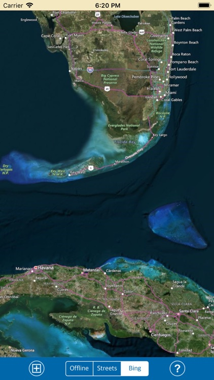 FLORIDA (South) - MARINE GPS screenshot-5