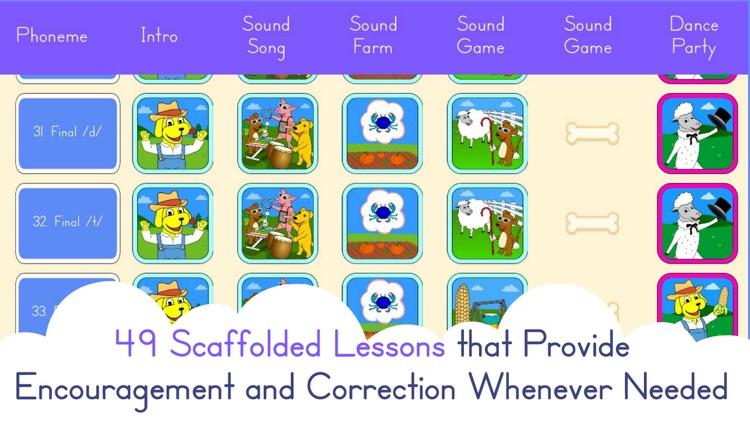 Phoneme Farm: Kids Reading App screenshot-3