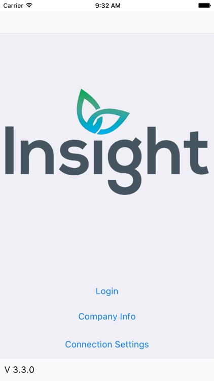 Insight Software Phone App