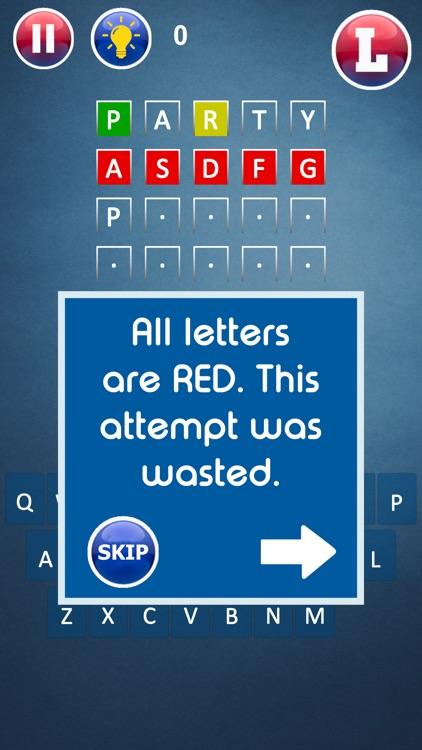 Lingo - Word Game screenshot-8