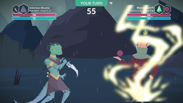 Arker: The legend of Ohm screenshot-4