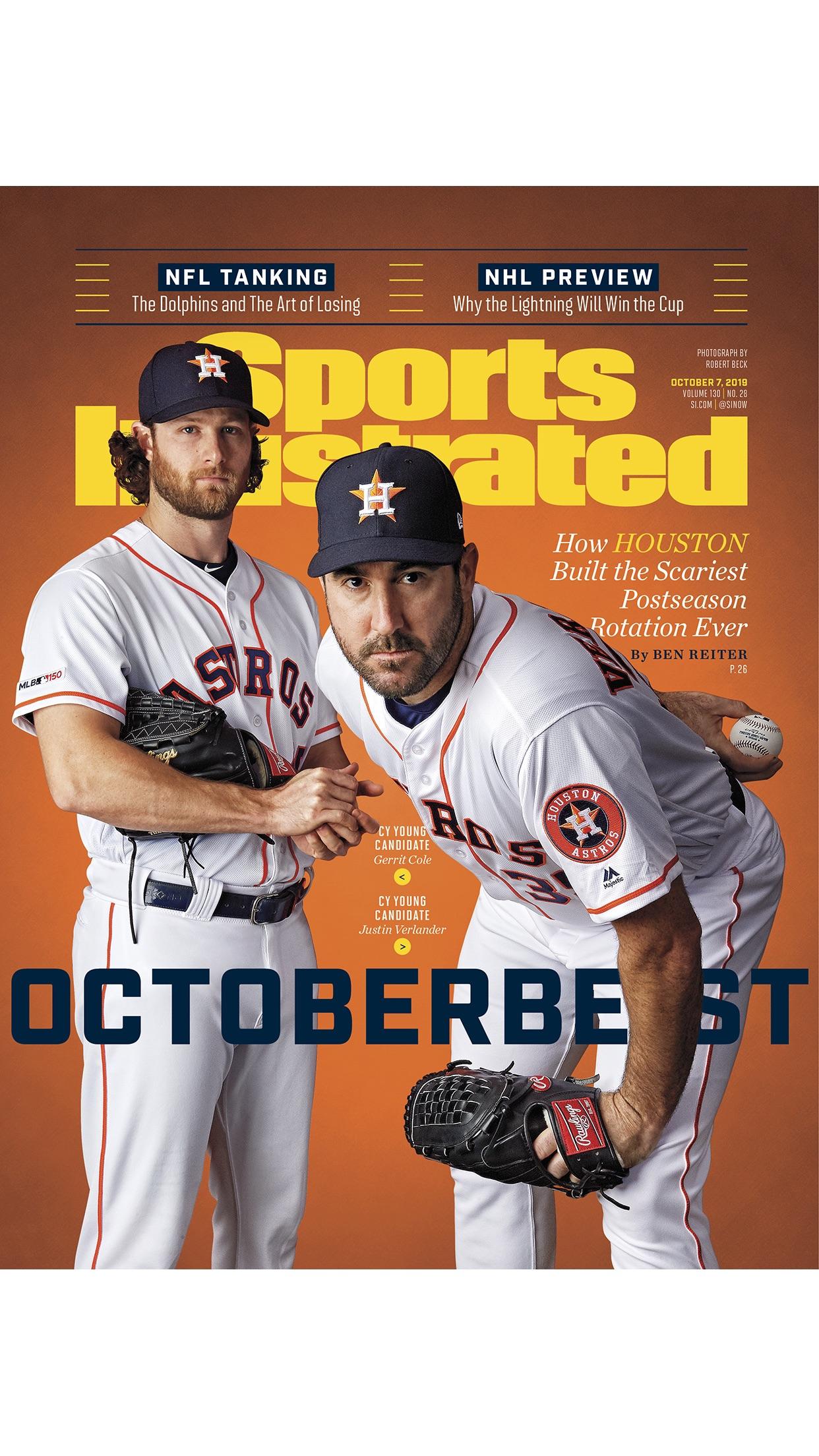 Sports Illustrated Magazine Screenshot
