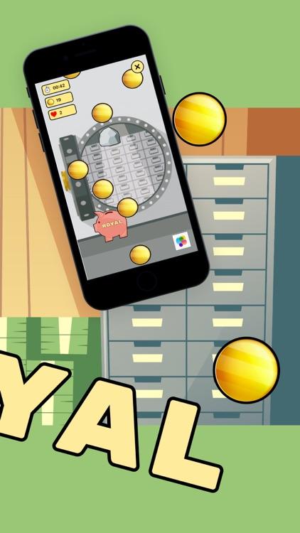 Royal - Catch a coin screenshot-3