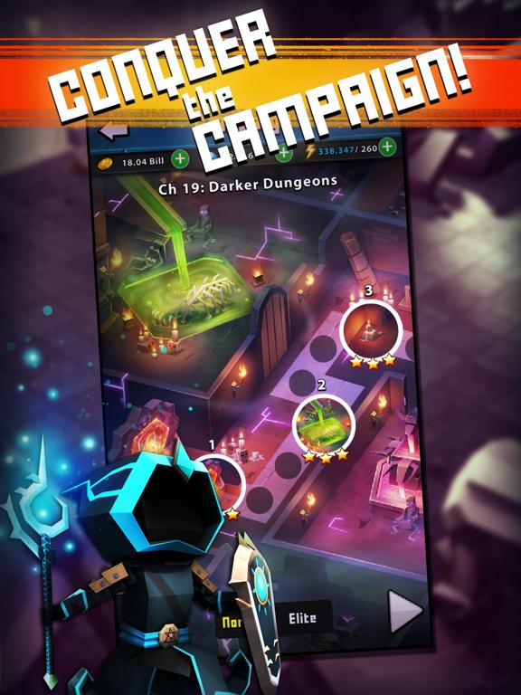 Portal Quest iPad app afbeelding 4