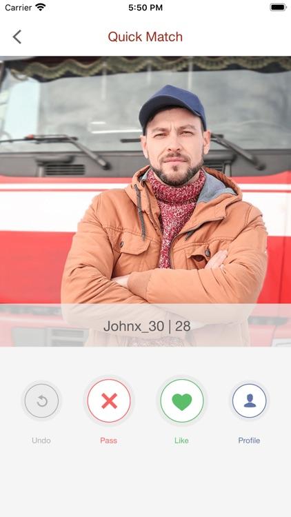 Trucker Dating screenshot-6