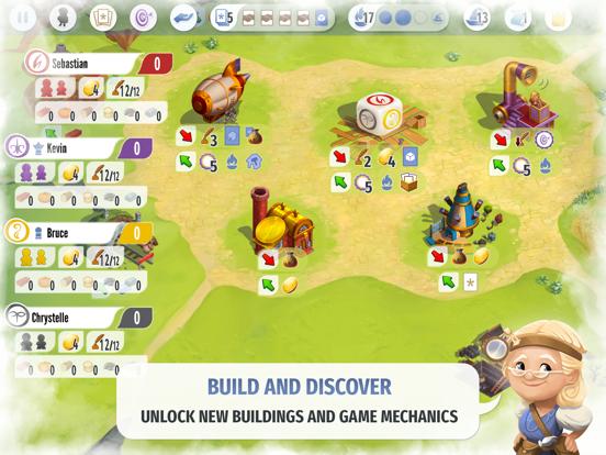 Charterstone: Digital Edition screenshot 9