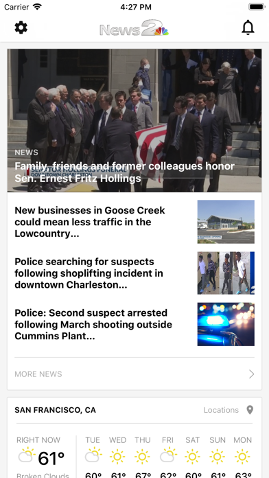 download WCBD News 2 - Charleston, SC apps 1