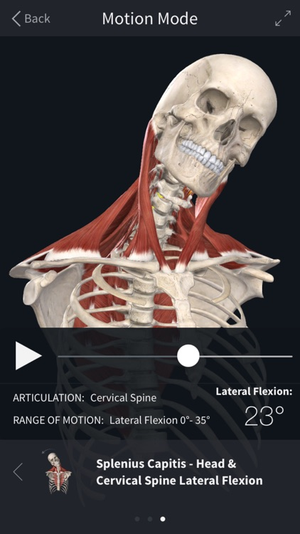 Complete Anatomy 19 for iPhone