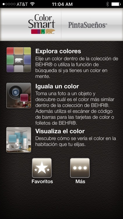 ColorSmart by BEHR® Chile