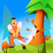 App Icon for Idle Lumberjack 3D App in Mexico IOS App Store
