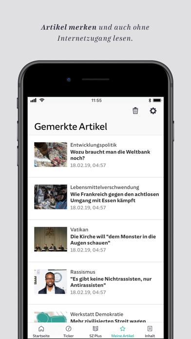 SZ Nachrichtenのおすすめ画像4