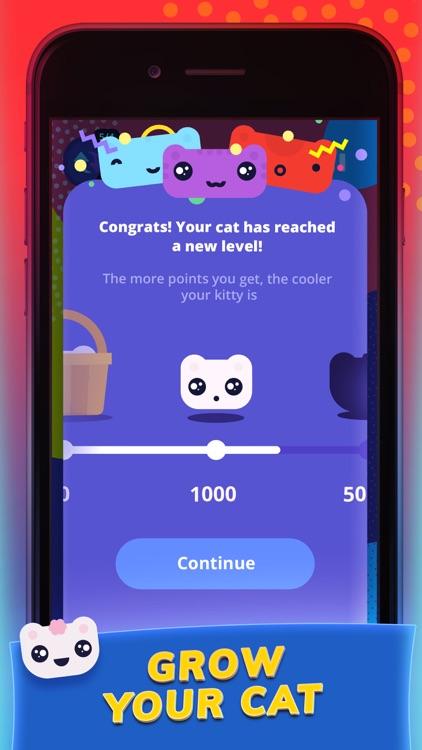 CATRIS - Cute Merging Cat Game screenshot-4
