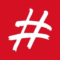 Hashtag for instagram,tiktok