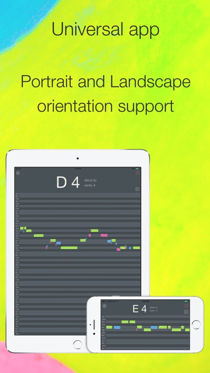 OnPitch - Vocal Pitch Monitor screenshot-4