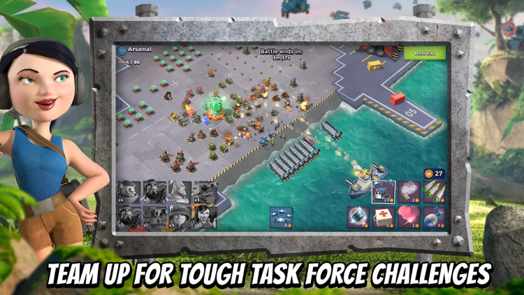 Boom Beach screenshot-4