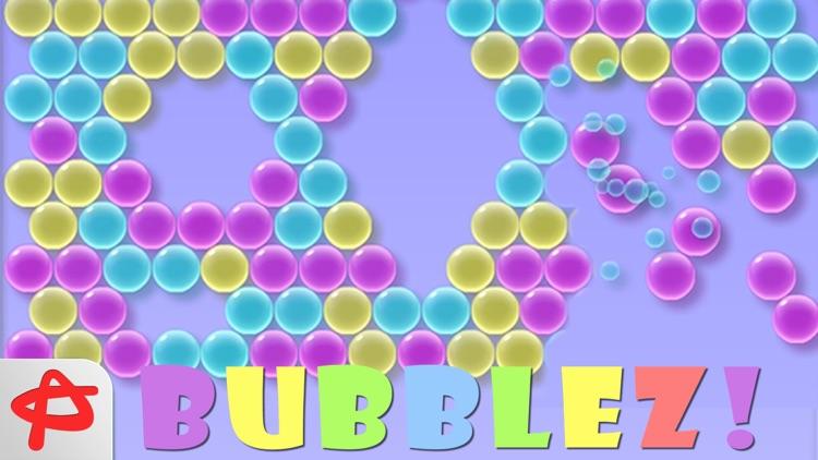 Bubblez: Bubble Defense Game screenshot-4