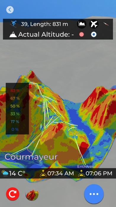 3DSkiTracks - Norway screenshot 4