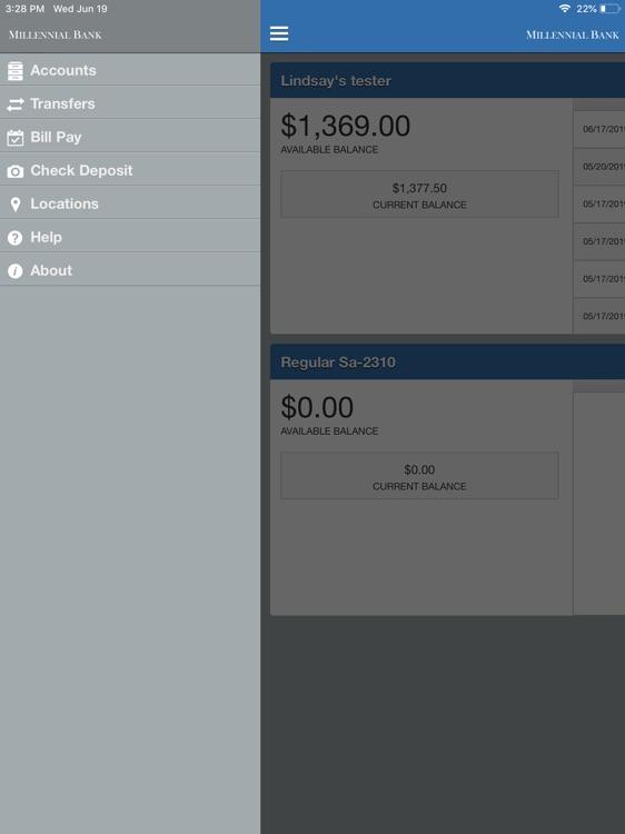 MillennialBK for iPad screenshot-3