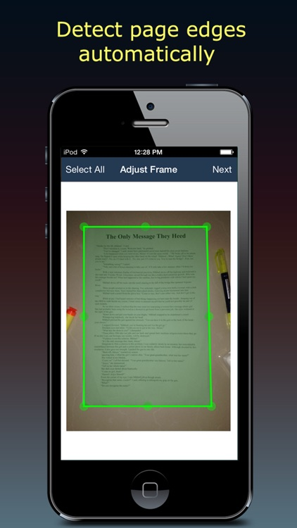 Fast Scanner : PDF Doc Scan screenshot-1