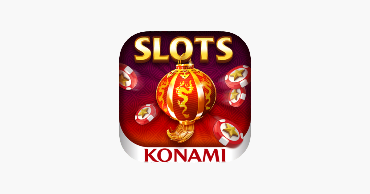 My Konami Real Vegas Slots On The App Store
