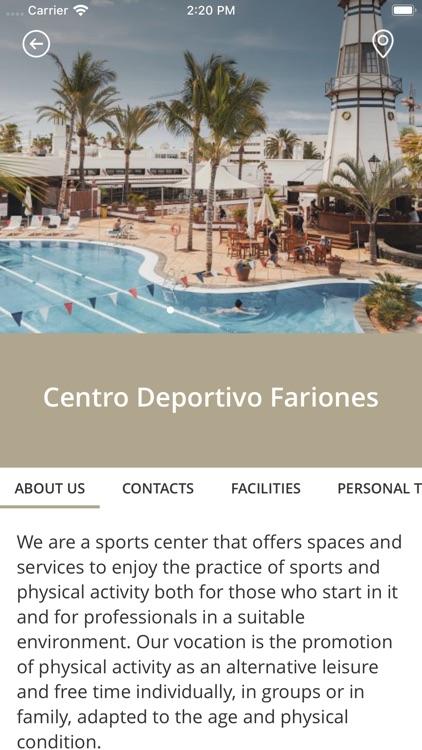 Centro Deportivo Fariones