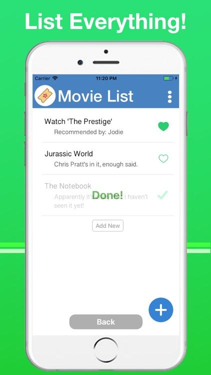 Do.List: To Do List Organizer screenshot-3