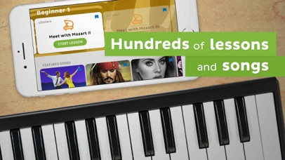Screenshot #2 pour Skoove - Apprenez le piano