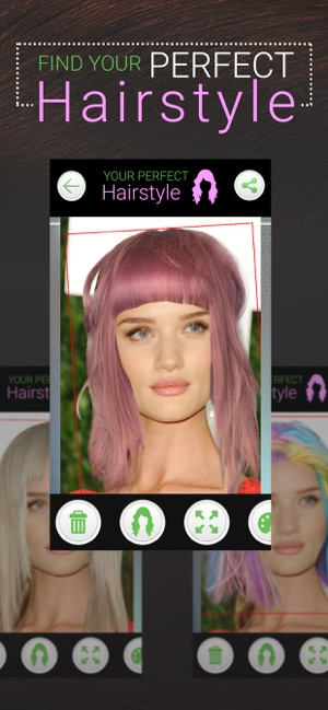 Perfect Hairstyle Women Men On The App Store