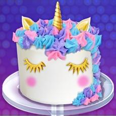 Activities of Unicorn Cake - Rainbow Dessert