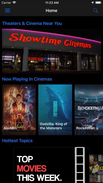 Movie Hub - Movie Box Showtime