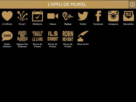 Screenshot #4 pour Muriel Robin