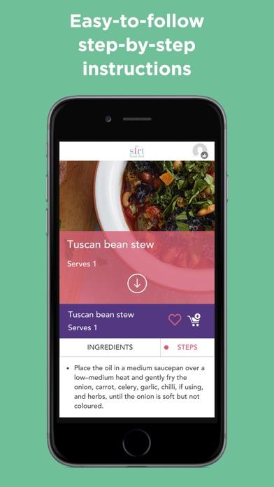 Official Sirtfood DietScreenshot of 5