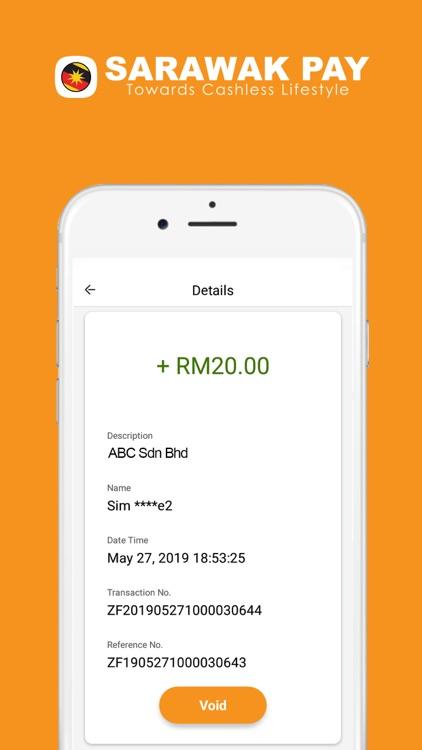 Sarawak Pay Merchant screenshot-4