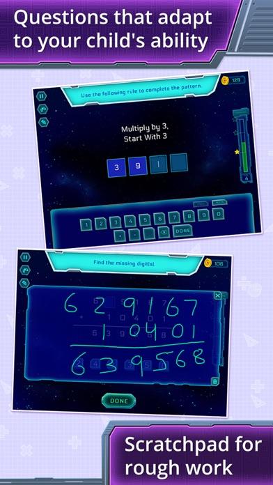 Year 4 Maths Games for Kids screenshot three