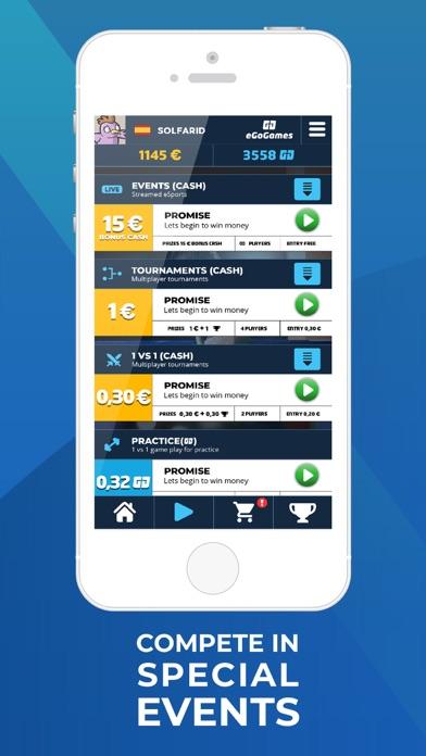 Real Pool: Mobile Money eSport screenshot 6