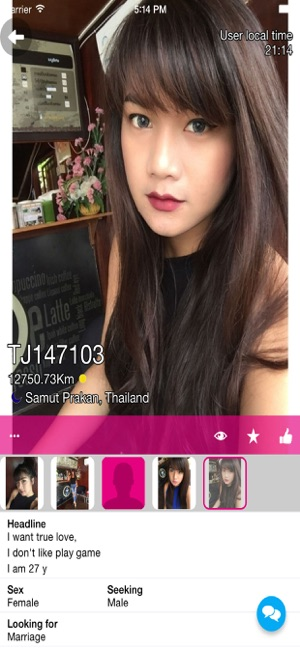 Thai vänlig dating