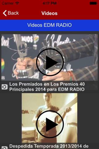 EDM Radio - náhled