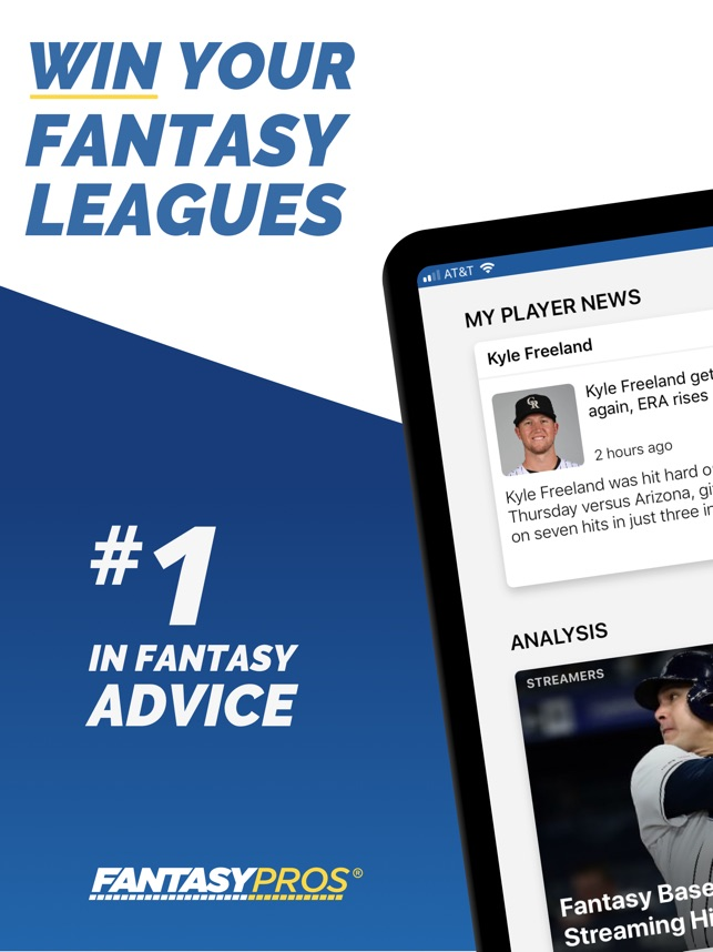 Fantasy Baseball My Playbook on the App Store