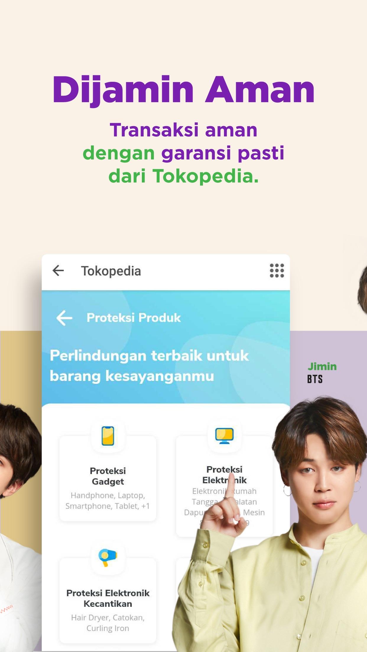 Tokopedia - #1 Everyday Screenshot