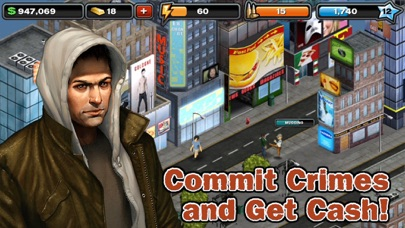 Screenshot from Crime City