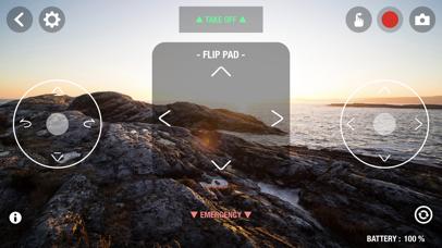 Scroll Controller for Bebop screenshot 2