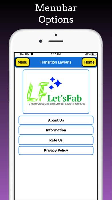 Transition Layouts screenshot 2