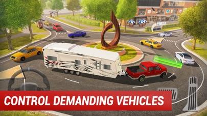 Roundabout 2: City Driving Simのおすすめ画像2